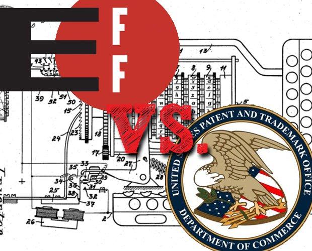 EFF Vs Patent