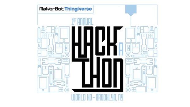 MakerBot Hackathon
