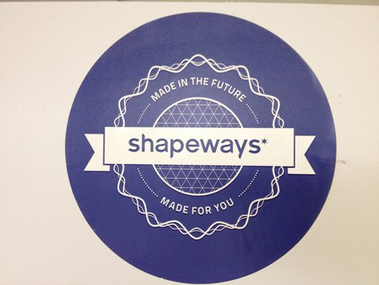 ShapewaysSeal