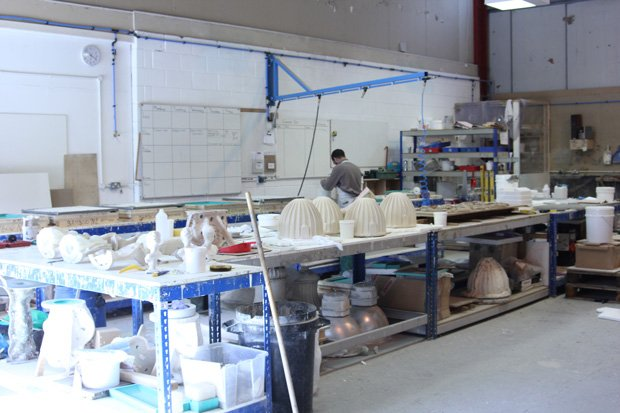 The Feathercast workshop