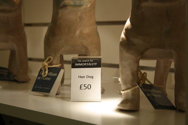 Very reasonable Han Dynasty Dog price