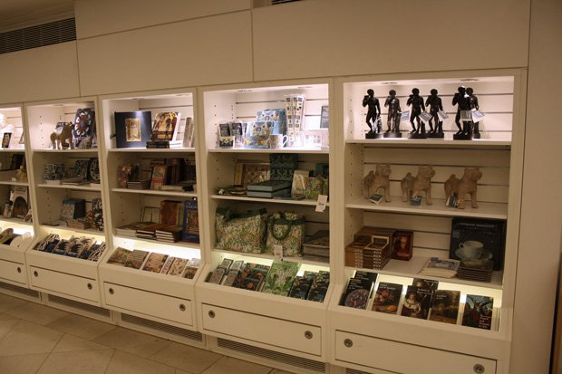 The Fitzwilliam Museum shop