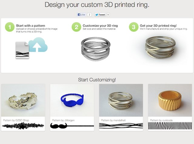 Custom Ring Creator
