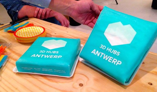 3D Hubs Antwerp
