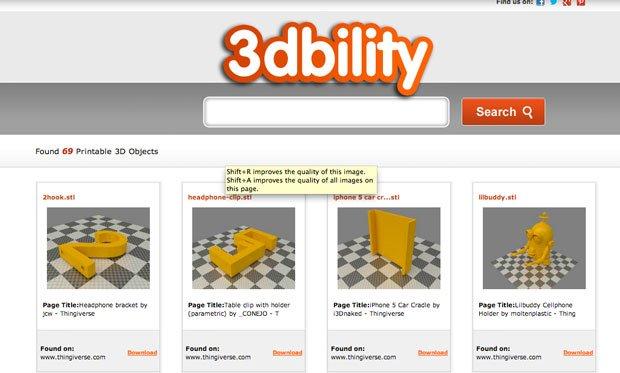 3Dbility