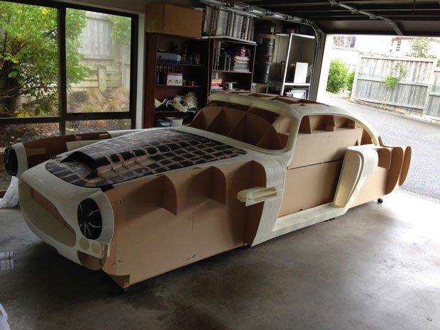 3D Printed Aston Martin DB4