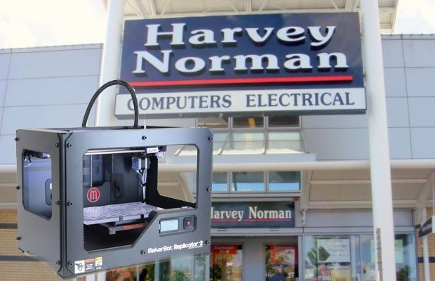 Harvey Norman 3D Printing