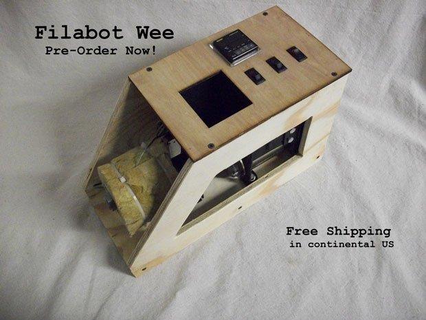 Filabot Wee