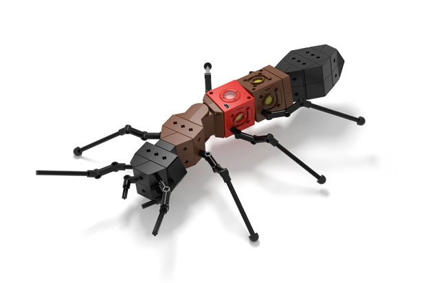 Kinematics Spider Robot