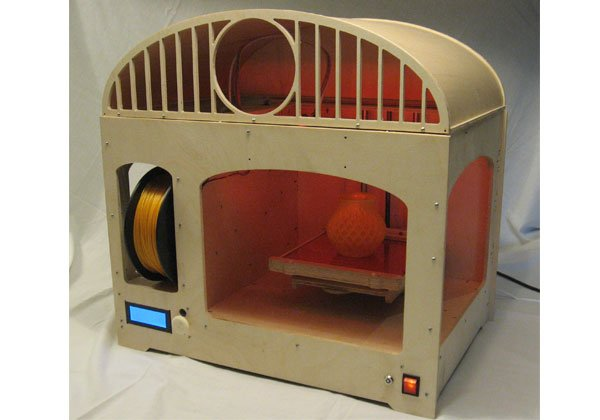 The Threedy 3D printer