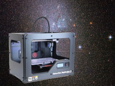 MakerBot in Space