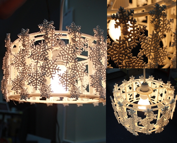 10 3D Printed Christmas decorations to brighten your home ...