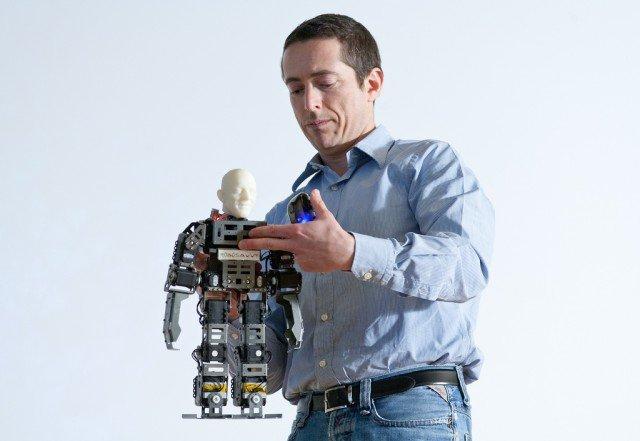 RoboSavvy GrabCAD challenge