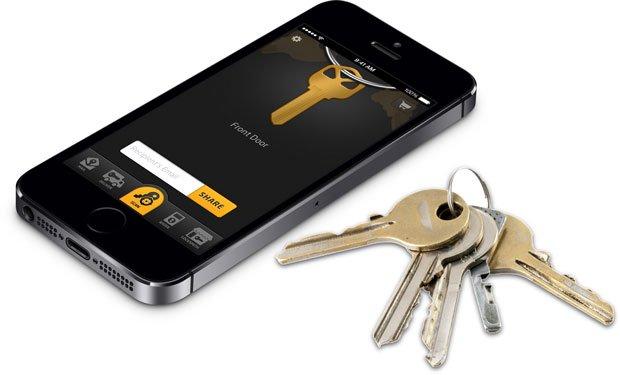KeyMe have partnered with Shapeways