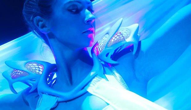 Cirque du Soleil's 3D Printed Fashion