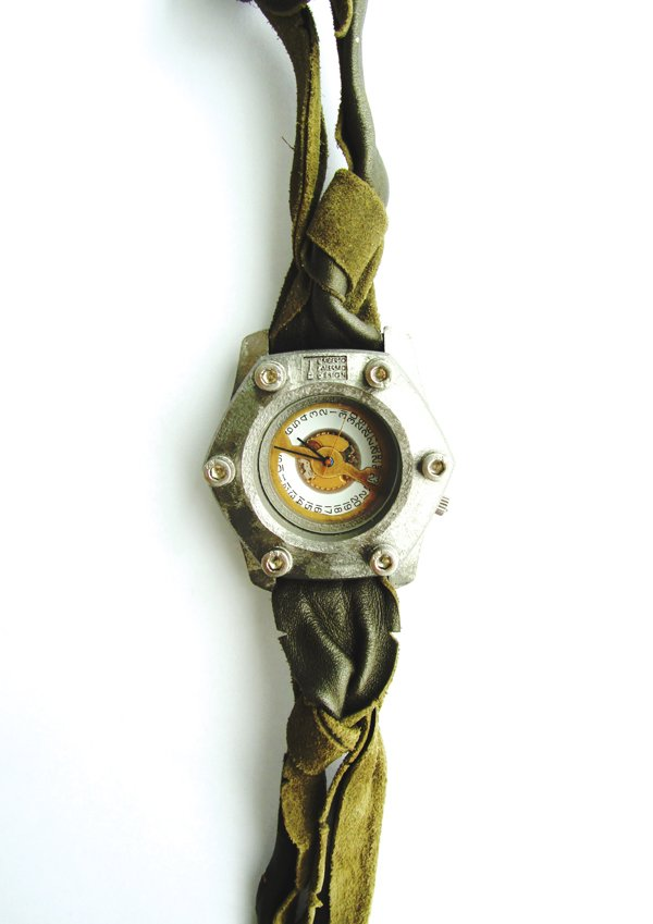 Umberto Palermo AM Watch with strap