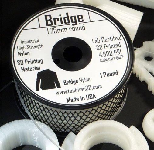 Taulman3D Bridge