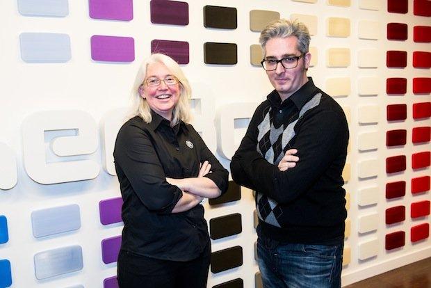 Bre Pettis & Jenny Lawton