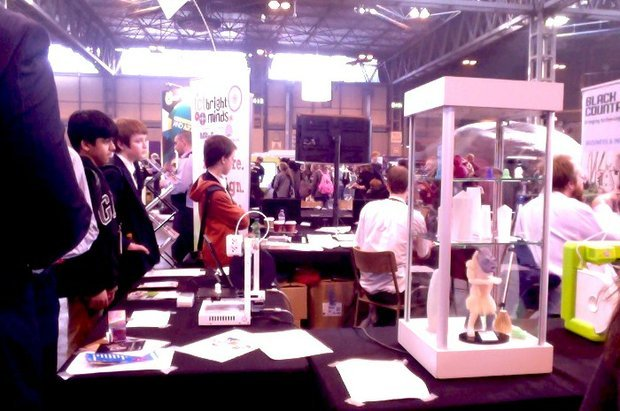 Big Bang Fair Stand
