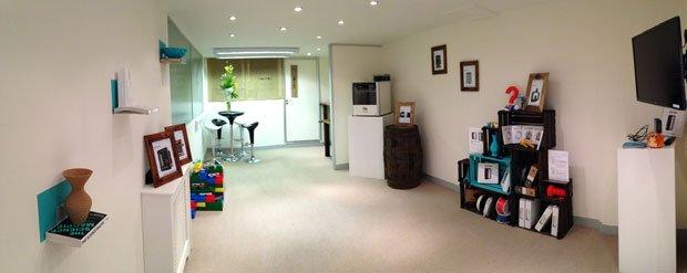 Insider the CREAT3D Showroom