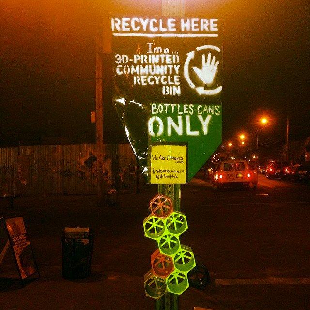 An Urban Hub in the open