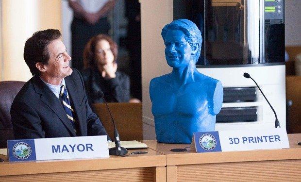 Portlanida gets the 3D printing treatment