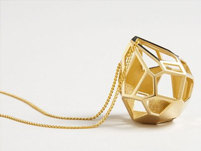 Shapeways Gold