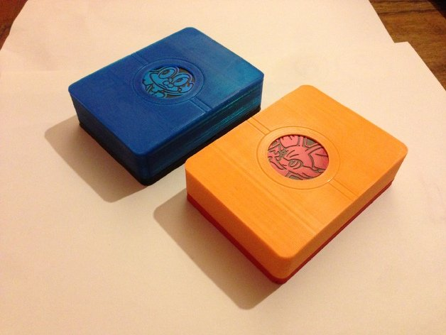 Pokemon Card Deck Holder