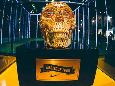 Josh Harker's Casa Fenomenal Trophy