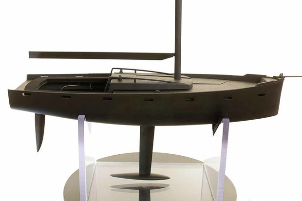 Windform 3D-printed Boat