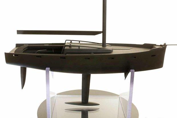 Windform 3D-printed Boat