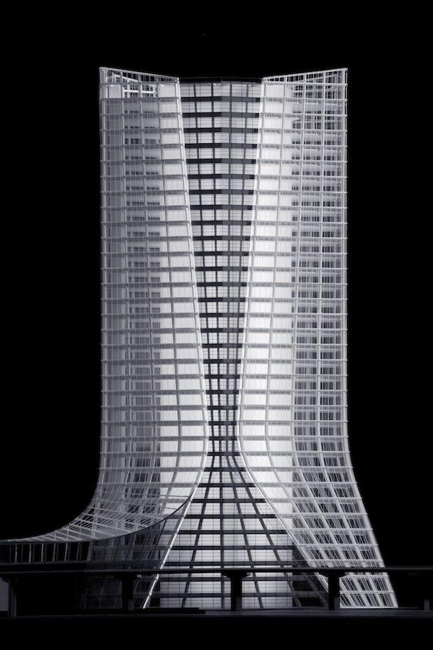CMA-CGM Towers Marseilles