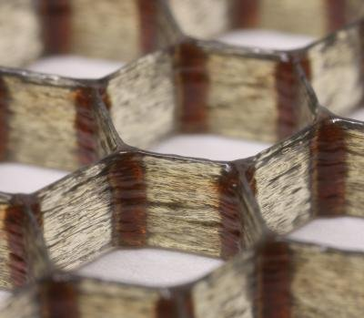 3D-printed Honeycomb Structure