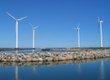 Windkraftanlagen Dänemark gross