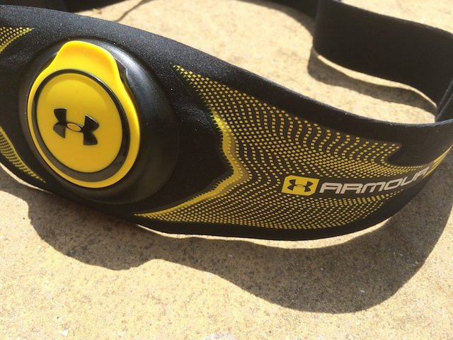 Under Armour wearable tech