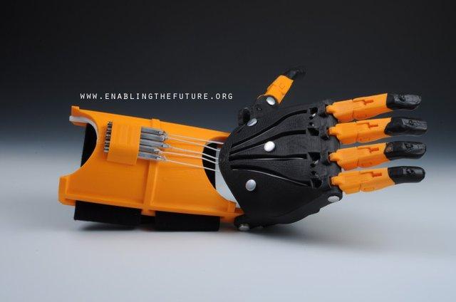 e-nable hand