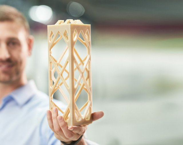 RedEye on demand is Stratasys' digital manufacturing service business