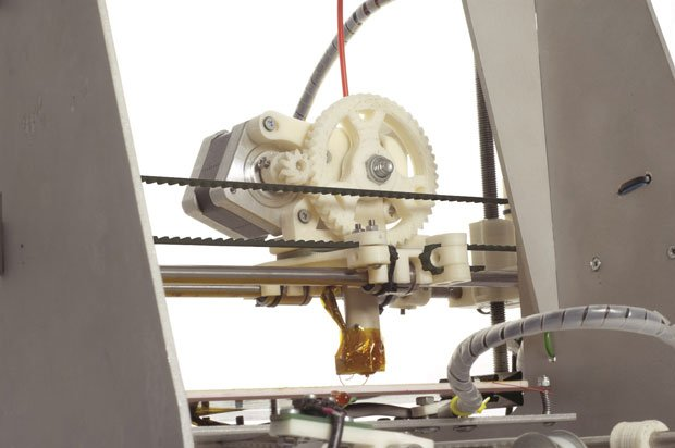 Fenner Precision's belt for 3D printers