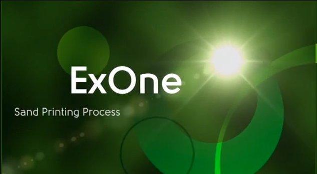 ExOne Corporation Video Still