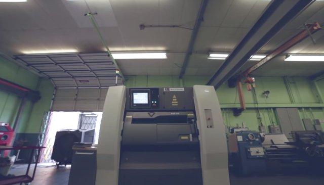 3D Systems ProX 300 Direct Metal Sintering 3D printer