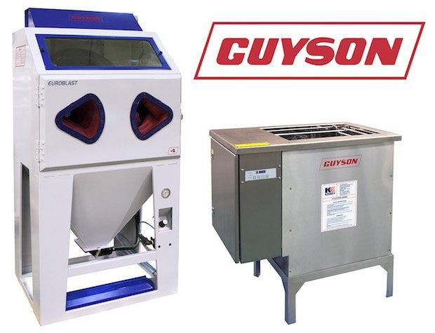 Guyson TCT 2014