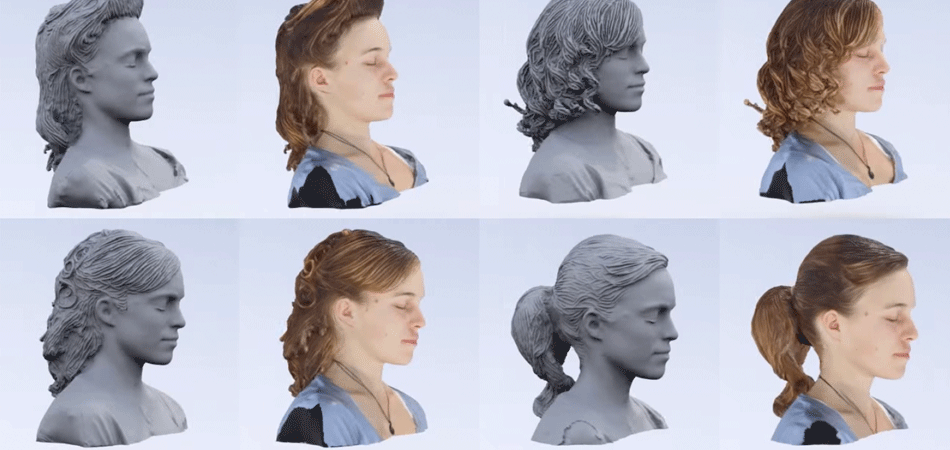 Disney's Styliszed Hair Capture