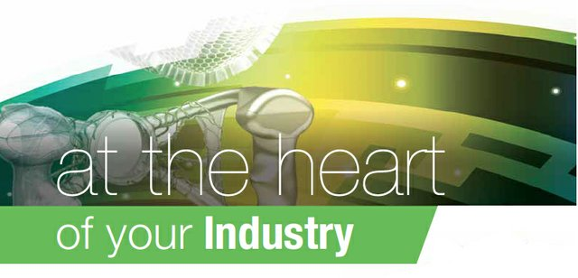 At the heart of your industry