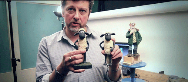 Loyd Price compares the 3D printed model to the real thing