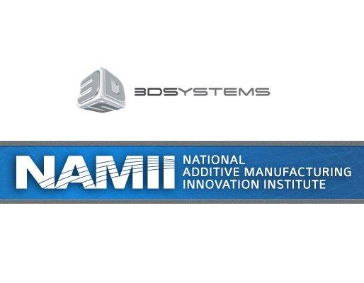 3D Systems NAMII