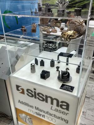 Sisma display