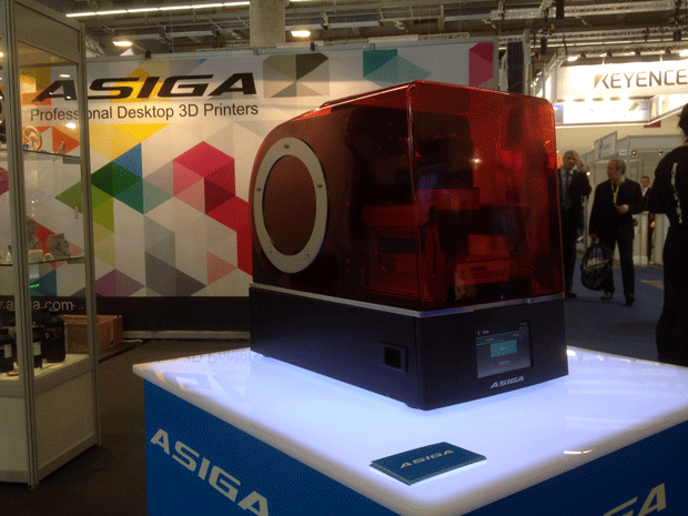 Asiga Pico 2 at Euromold