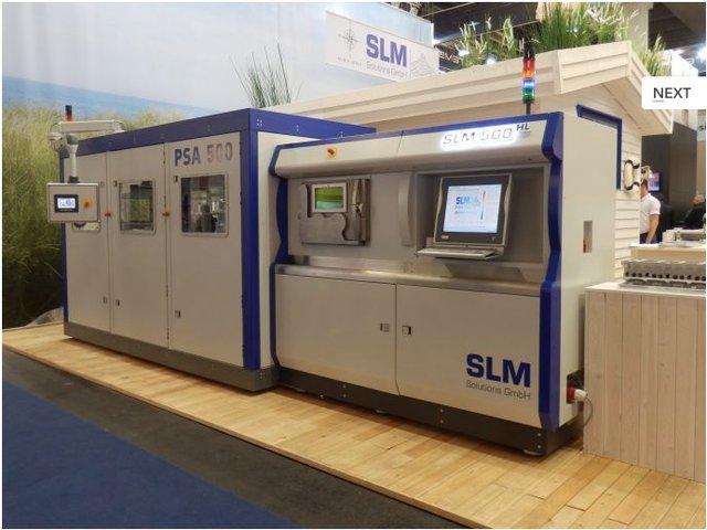 SLM 500HL inc. PSA