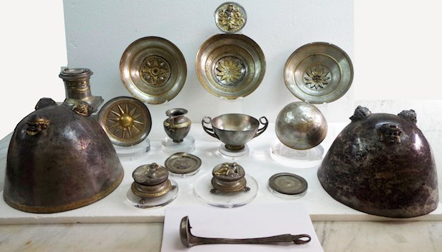 Morgantina collection