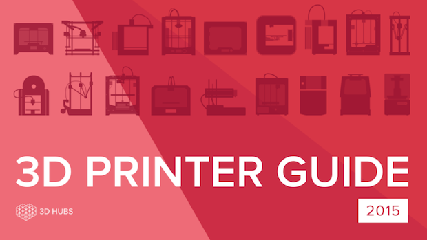 2015 3D Printing Guide
